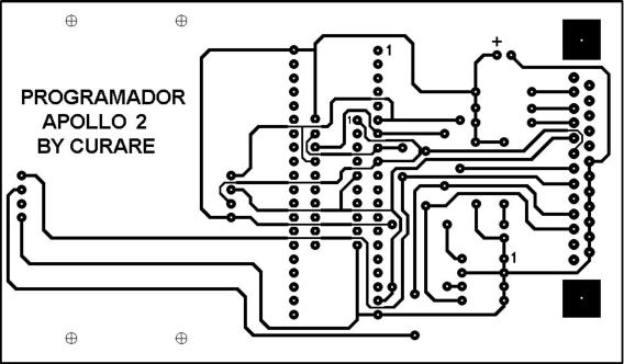 dispositivo electrónico programador apollo II