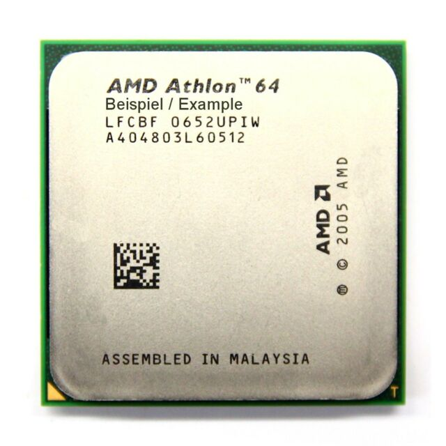 Amd Atlon 64
