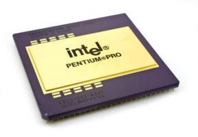 evolución de la CPU