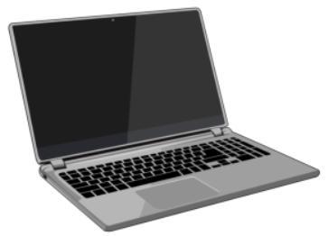 Portátil o laptop