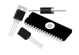 Diferentes encapsulados de semiconductores