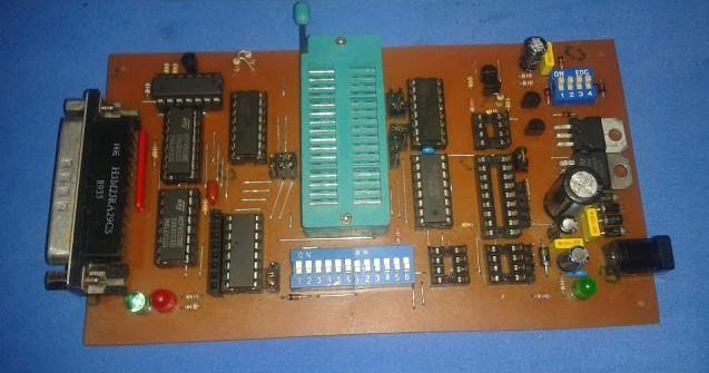 Dispositivo electrónico de programación willem