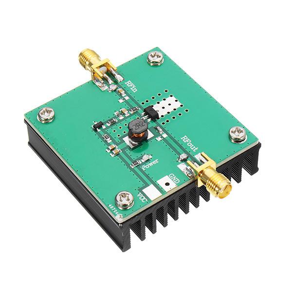 Amplificador radio frecuencia en banda de FM 100MHz 5W