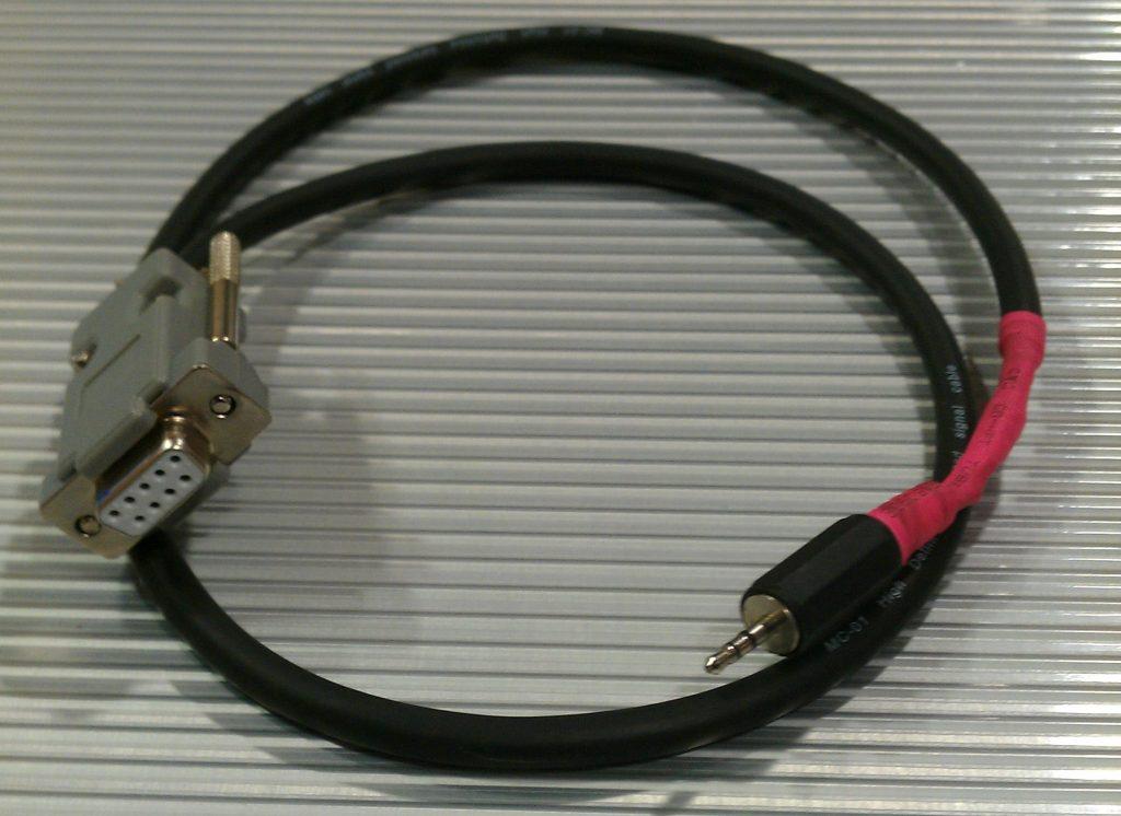Cable Serial para el Engel 4800HD/Y