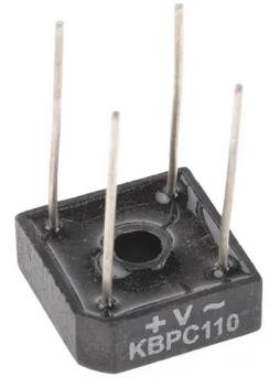 KBPC110   Encapsulado D-46