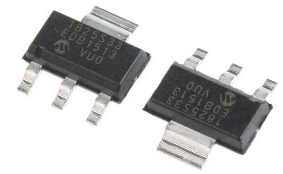 MCP1825S | Encapsulado SOT-223