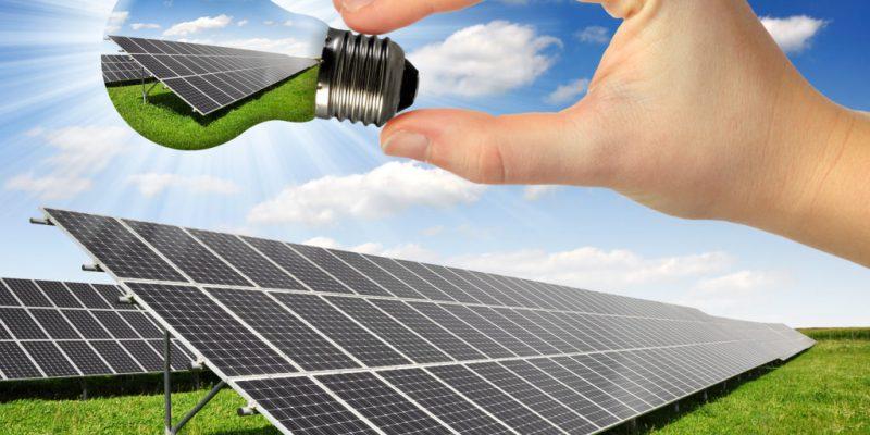 La energía fotovoltaica