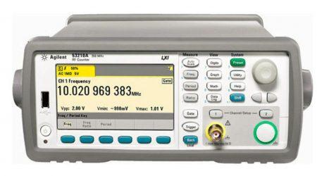 Frecuencímetro Agilent 53210A